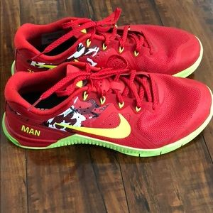 Custom Nike ID Metcons